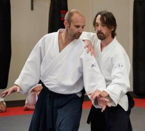 Tom Dijkman Aikido