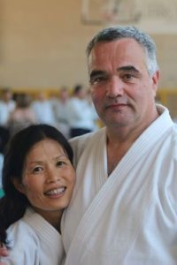 Wilko Vriesman en Satomi Ishikawa