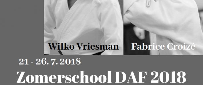 Zomerschool DAF markelo 2018